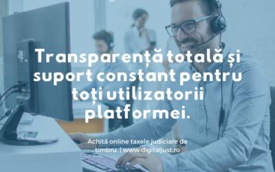 Digital Just Tax și digitalizarea sistemului judiciar român